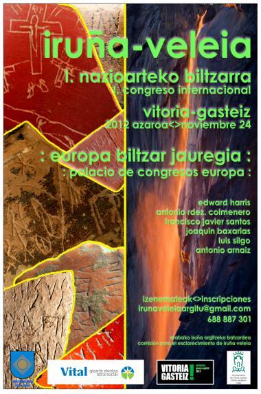 Iruña Veleia 1 biltzarra gasteiz 2012-11-24